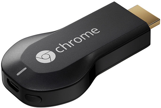 chromecast - Chromecast - HDMI Streaming Media Player Google