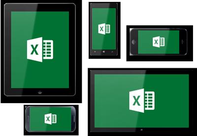 Excel für alle Gaerete