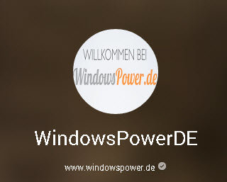 Google Plus windowspower_de google-plus-windowspower_de