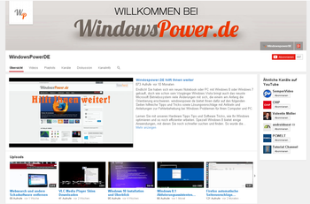 windowspower_de youtube kanal windowspower_de-youtube-kanal