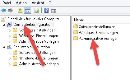 Computerkonfiguration  Administrative Vorlagen computerkonfiguration-administrative-vorlagen