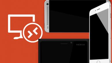 Bild von Microsoft Remote Desktop App Installieren und Verbinden mit Smartphone