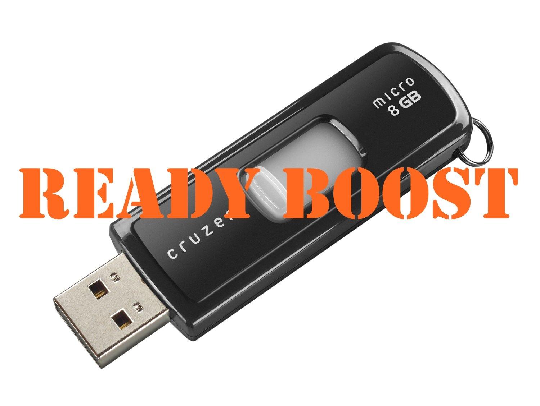 sandisk 8gb usb - Ready Boost verwenden