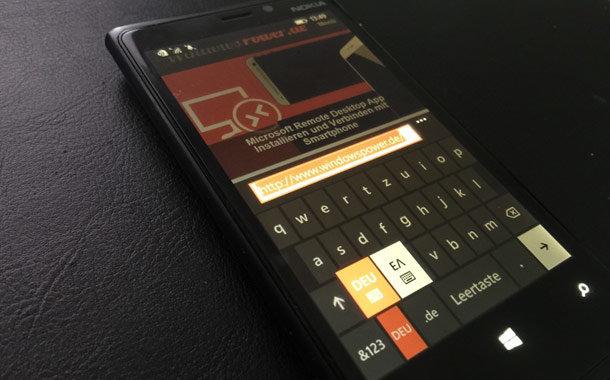 tastatursprache hinzufuegen aendern loeschen bei windows phone - Tastatursprache hinzufügen ändern löschen bei Windows Phone