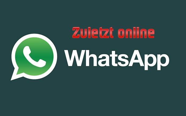 whatsapp zuletzt onlin nicht anzeigen - Zuletzt Online Status WhatsApp deaktivieren