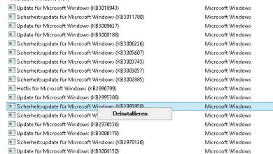 windows 81 einzelne updates deinstallieren entfernen loeschen 390x220 - Windows 8.1 Einzelne Updates deinstallieren entfernen löschen