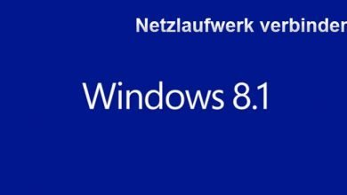 windows 81 netzlaufwerk verbinden 390x220 - Windows 8.1 Netzlaufwerk verbinden