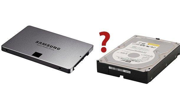 festplatte oder ssd welcher laufwerkstyp ist im rechner eingebaut - Festplatte oder SSD? Welcher Laufwerkstyp ist im Rechner eingebaut?