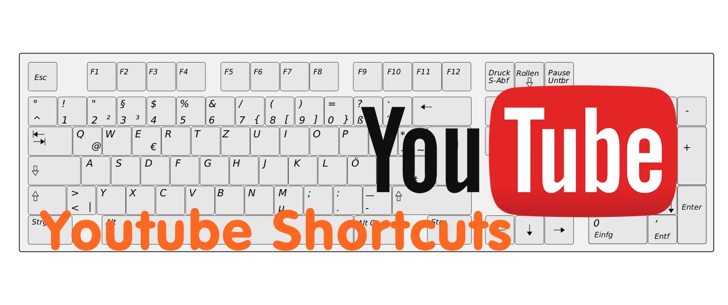 youtube - Youtube Shortcuts