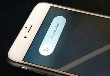 iphone-ausschalten iphone-ausschalten
