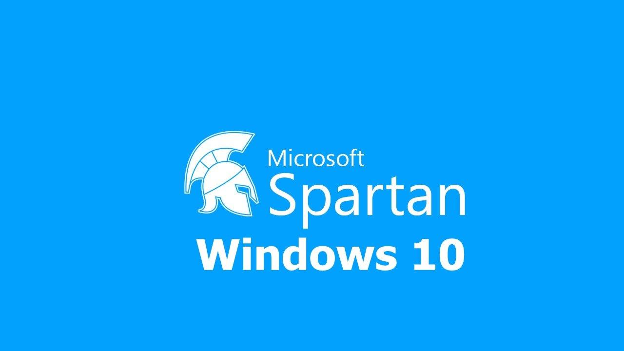 microsoft spartan - Spartan – der neue Browser von Microsoft