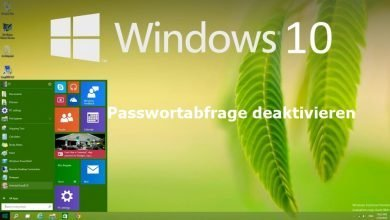 windows 10 390x220 - Windows 10 Passwortabfrage deaktivieren
