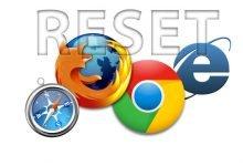 browser reset 220x150 - Browser zurücksetzen Internet Explorer, Chrome, Firefox, Opera, Safari