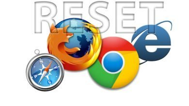 browser reset 390x220 - Browser zurücksetzen Internet Explorer, Chrome, Firefox, Opera, Safari