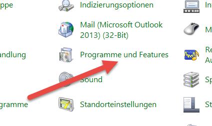Programme und Features programme-und-features
