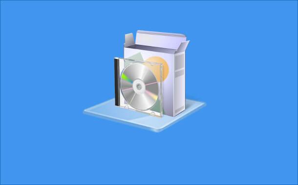 programme - Wie viel Speicherplatz belegt ein installiertes Programm?