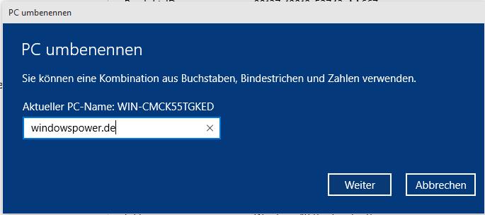 computername eingeben einstellungen computername-eingeben-einstellungen