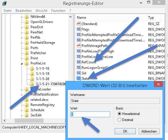 Defekten Benutzer reparieren defekten-benutzer-reparieren