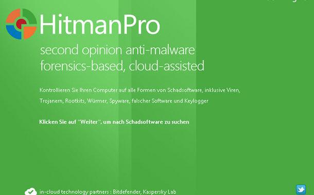 infizierten computer mit hilfe von hitmanpro.kickstart usb stick starten - Infizierten Computer mit Hilfe von HitmanPro.Kickstart-USB-Stick starten
