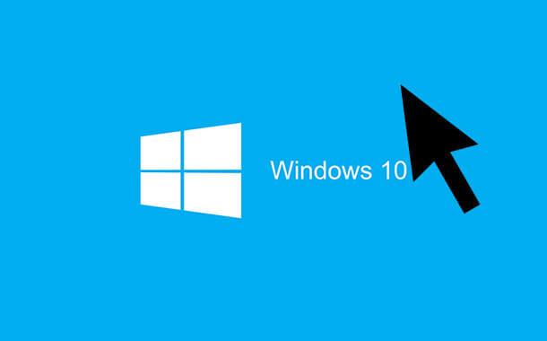 schwarzen mausanzeiger bei windows 10 - Schwarzer Mausanzeiger bei Windows 10 benutzen