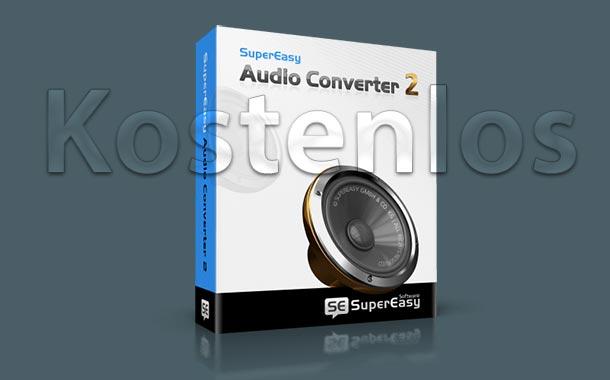 supereasy audio converter 2 musik ins richtige format umwandeln kostenlos - SuperEasy Audio Converter 2 – Musik ins richtige Format umwandeln - Kostenlos
