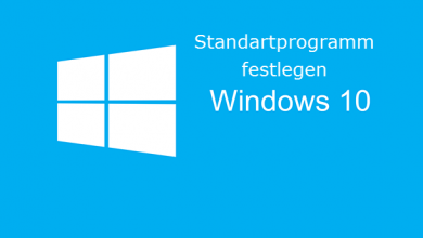 windows 10 standartprogramm festlegen 390x220 - Standardprogramm festlegen auswählen unter Windows 10