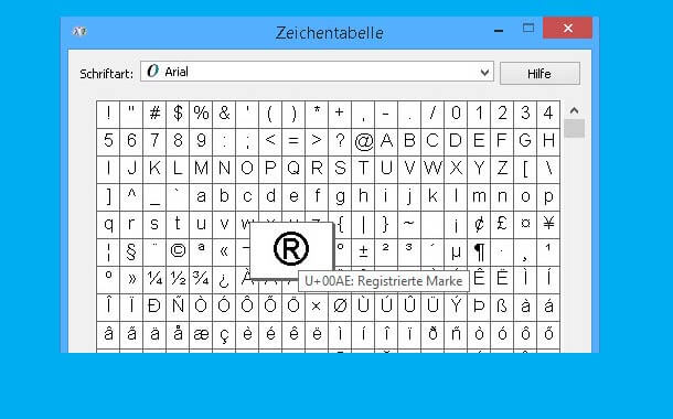 windows-sonderzeichen-verwenden