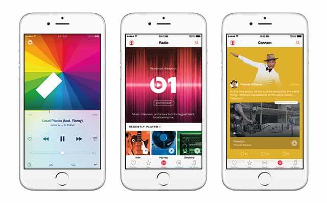 apple music - Apple Music – Alles, was man an Musik liebt