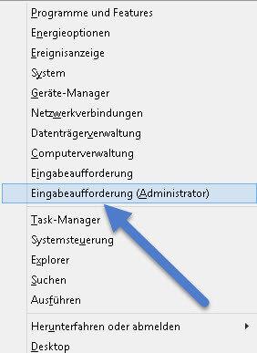 eingabeaufforderung - Windows 10 Suchfunktionen geht nicht – Lösung