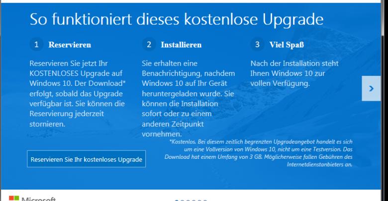 unbenannt 780x405 - Microsoft weist die Nutzer von Windows 7 & 8 auf Windows 10 hin