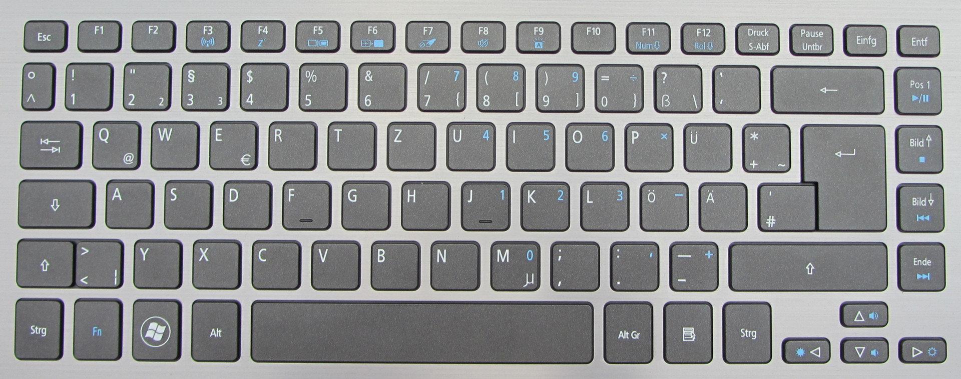 Windows 10 Tastatur Kombinationen 0