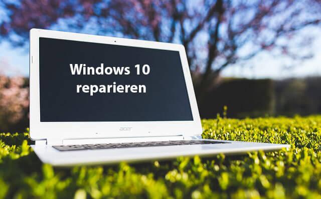 windows 10 mit wiederherstellungspunkt reparieren - Windows 10 mit Wiederherstellungspunkt reparieren