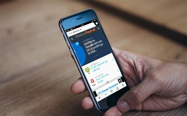 firefox iphone ipad - Firefox für iPhone veröffentlichen