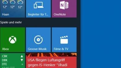 live kachel deaktivieren bei windows 10 390x220 - Live-Kacheln deaktivieren bei Windows 10
