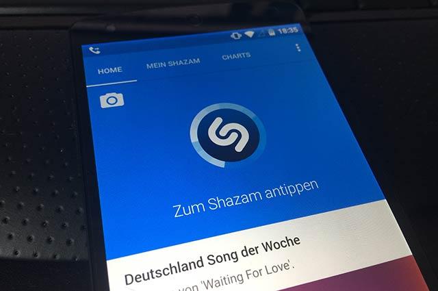 musik automatisch erkennen mit android apps - Musik Automatisch erkennen mit Android-Apps