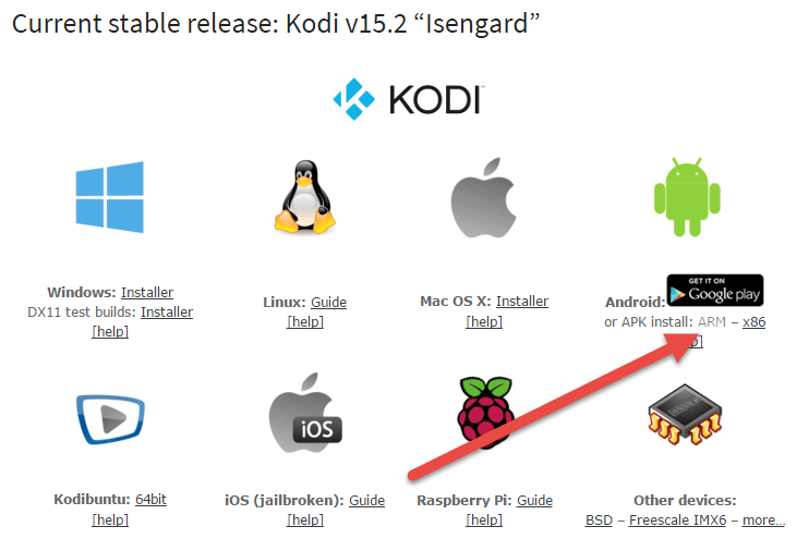 kodi Downloaden kodi-downloaden