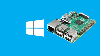 Raspberry Pi 2 B – jetzt mit Windows 10