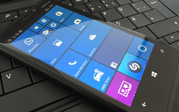 windows phone windows 10 mobile - Windows Phone: Nutzung von Windows 10 Mobile auf 7% der Mobilgeräte