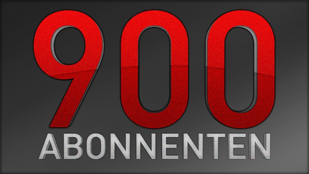 maxresdefault - 900 Abonneten! Windowspower sagt DANKE!