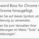 passwort boss chrome 128x128 - Password Boss – Der einfache Passwort-Manager – 5 Lizenzen zu gewinnen