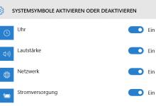 systemsymbole aus der taskleiste aktivieren deaktivieren windows 10 220x150 - Systemsymbole aus der Taskleiste aktivieren deaktivieren