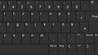 bildschirmtastatur windows 10 390x220 - Bildschirmtastatur bei Windows 10 aktivieren