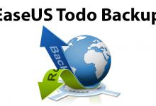 easeus todo backup 220x150 - EaseUS Todo Backup – Der sichere Backup-Tool + 5 Lizenzen zu Gewinnen