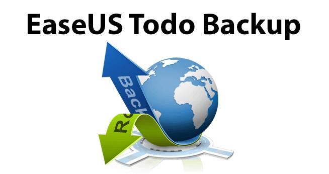 easeus todo backup - EaseUS Todo Backup – Der sichere Backup-Tool + 5 Lizenzen zu Gewinnen