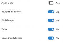 Photo of Hintergrund-Apps deaktivieren bei Windows 10