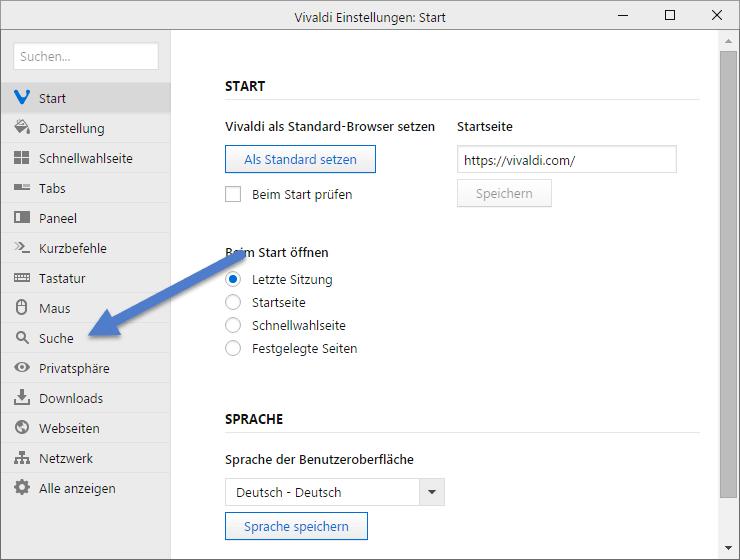 Vivaldi Browser suche vivaldi-browser-suche-1