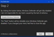 Photo of Windows 10 Defender deaktivieren