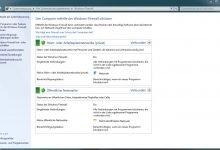 unbenannt 220x150 - Windows 7 Firewall mit nur 1 Klick deaktivieren/aktivieren