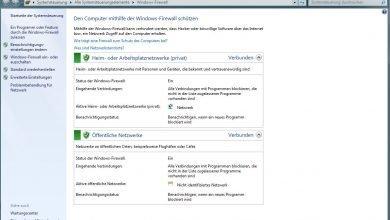 unbenannt 390x220 - Windows 7 Firewall mit nur 1 Klick deaktivieren/aktivieren