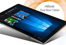 chuwi hibook 220x150 - CHUWI HiBook Ultrabook Tablet mit Windows 10 und Android